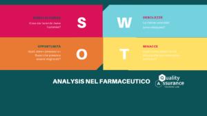Analisi SWOT nel farmaceutico: puntare al miglioramento attraverso l'analisi strategica